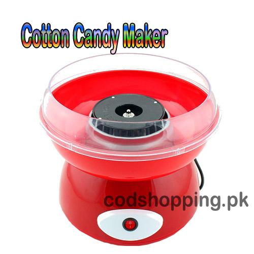 cotton machine maker