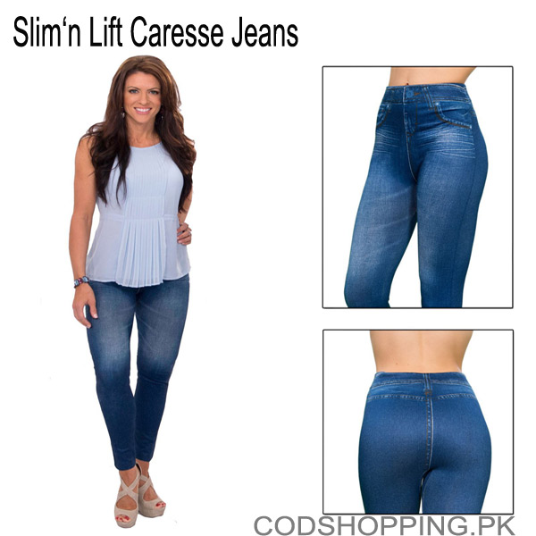 Slim n Lift Jeans Pakistan | Slim n Lift Caresse Jeans ...