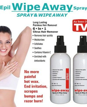 wipe away hair removal spray in pakistan