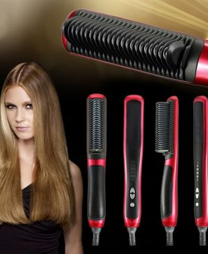 hair straightener comb pakistan