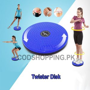 Twister Disc Workout