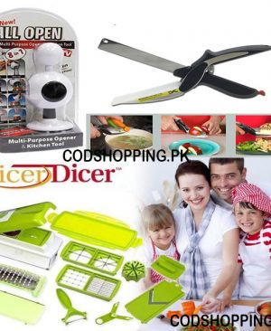 nicer dicer clever cutter all opener deal