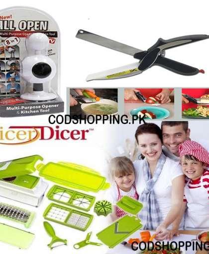 nicer dicer clever cutter all opener deal