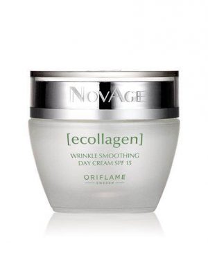 NovAge Ecollagen Wrinkle Smoothing Day Cream SPF 15 Pakistan