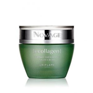 NovAge Ecollagen Wrinkle Smoothing Night Cream Pakistan