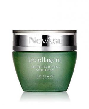 NovAge Ecollagen Wrinkle Smoothing Night Cream Pakistan