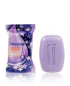 Oriflame Discover Parisian Delight Soap Bar