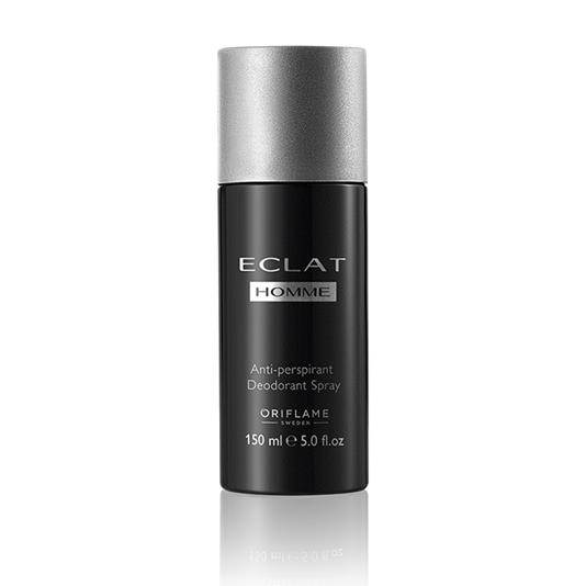 Oriflame Eclat Homme Anti Perspirant Deodorant Spray