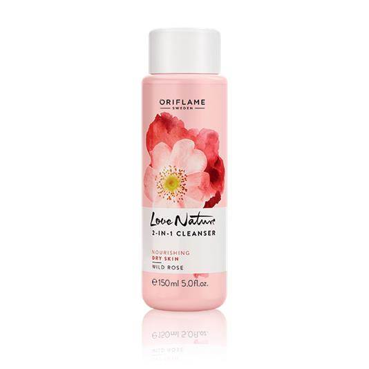 Oriflame Love Nature 2in1 Cleanser Pakistan