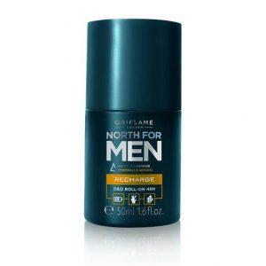 Oriflame North for Men Recharge Deo Roll On