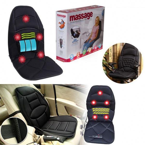 Image Result For Car Seat Massager Backrest Cushion