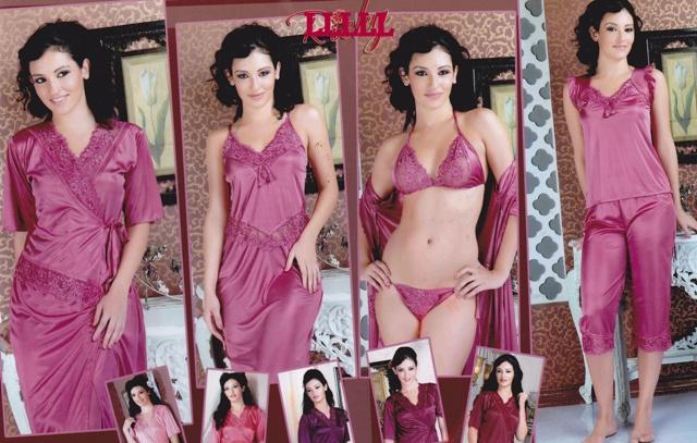 0e9a4b44a28 Bridal 6 Pieces Nightwear Pakistan