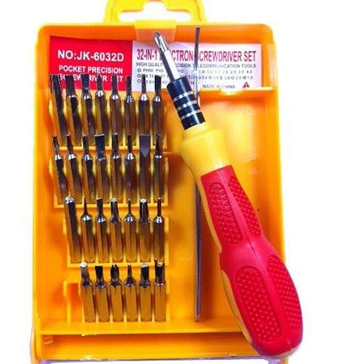 Multifunctional Tool Kit 32 in 1 Pakistan