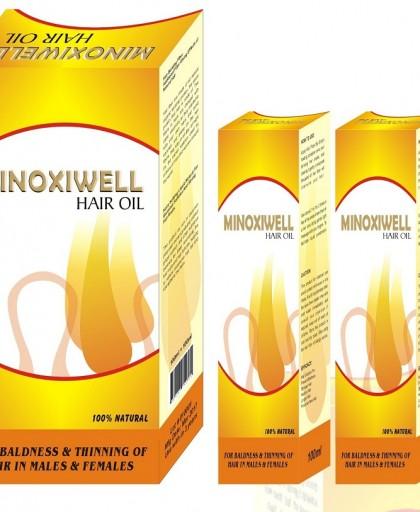 Minoxiwell Hair Oil Pakistan