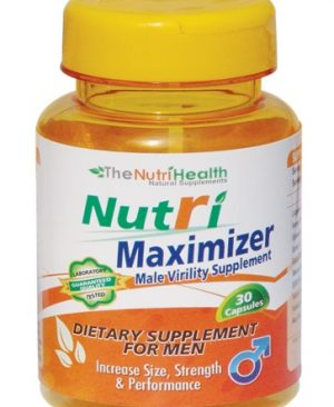 Maximizer Male Virility Enhancement