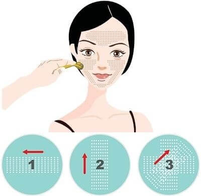 How to Use Derma Roller at Home