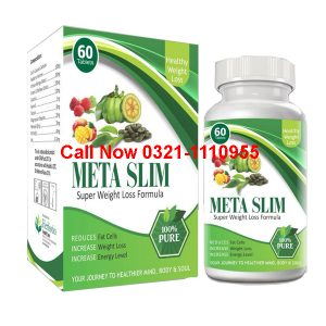 Meta Slim Pills Pakistan