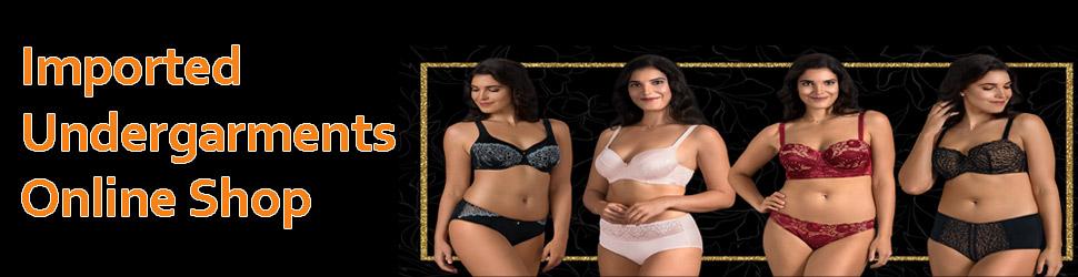 Plus Size Undergarments Pakistan